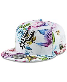 New Era San Antonio Spurs Funky Floral 9FIFTY Cap