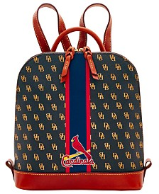Dooney & Bourke St. Louis Cardinals Zip Pod Stadium Signature Backpack