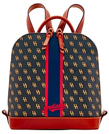 Cleveland Indians Zip Pod Stadium Signature Backpack