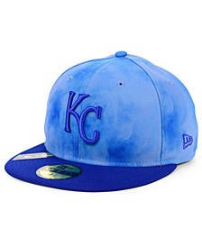 Kansas City Royals Father's Day 59FIFTY Cap