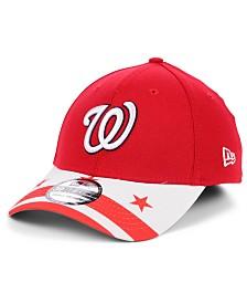 New Era Washington Nationals Flag 39THIRTY Cap