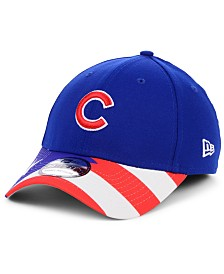New Era Chicago Cubs Flag 39THIRTY Cap