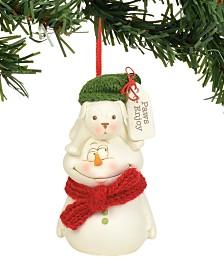 Department 56 Snowpinions Paws Enjoy Ornament
