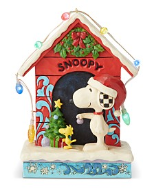 Jim Shore Snoopy Doghouse