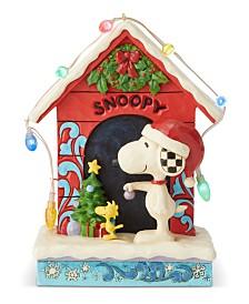Jim Shore Snoopy Doghouse