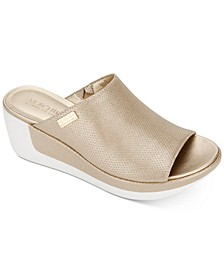 Women's Pepea Slide Wedge Sandals