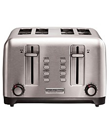 Hamilton Beach Stainless Steel Professional 4 Slice Toaster