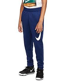 Big Boys Dri-FIT Therma Basketball Pants