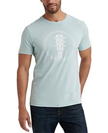 Men's Martin Guitar Graphic T-Shirt