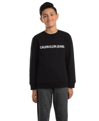 Big Boys Logo-Graphic Sweatshirt