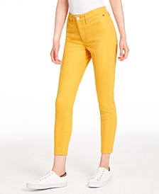 Tribeca Skinny Cropped Jeans, Created for Macy's