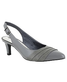 Easy Street Baker Slingback Pumps
