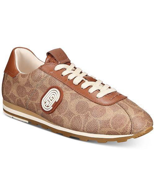 COACH Women's C170 Retro Runner Sneakers