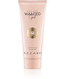 Azzaro Wanted Girl Eau de Parfum Shower Milk, 6.8-oz., Exclusive to Macy's!