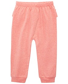 Toddler Girls Ruffled Jogger Pants, Created for Macy's