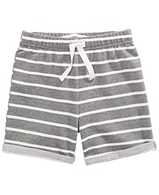 Toddler Boys Striped Shorts, Created for Macy's