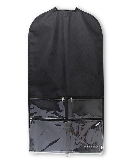 Boy Clear Garment Bag