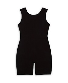 Jacques Moret Kids Big Girl Tank Top Biketard