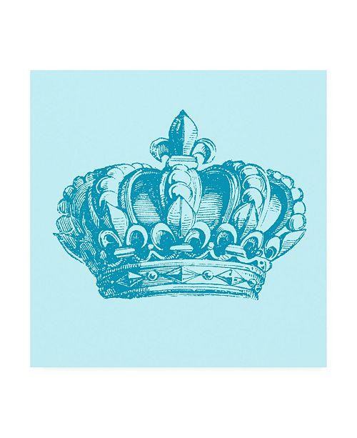 "Trademark Global Vision Studio Prince Crown I Canvas Art - 36.5"" x 48"""