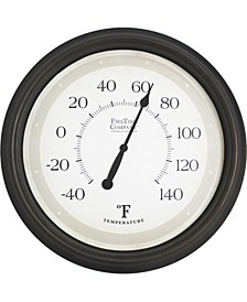 Barden Thermometer Clock