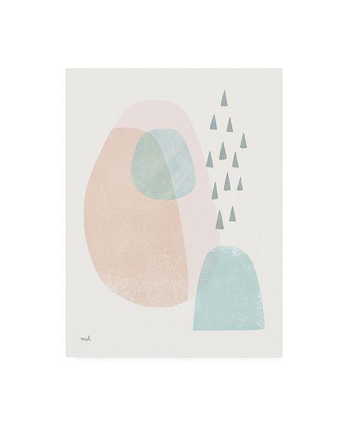 """Trademark Global Moira Hershey Lovely Dream Canvas Art - 15.5"""" x 21"""""""