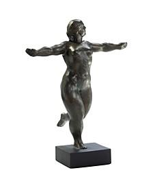 Dancing Lady Sculpture