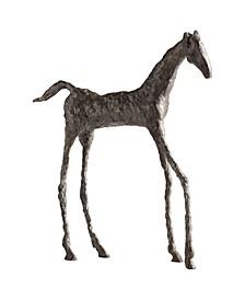 Filly Horse Sculpture