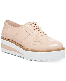 Andria Platform Lace-Up Oxfords
