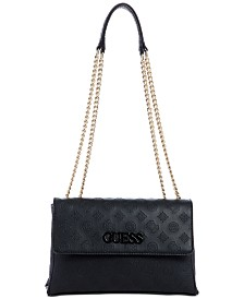 GUESS Janelle Convertible Crossbody