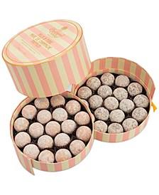 Milk & Pink Marc de Champagne Truffles