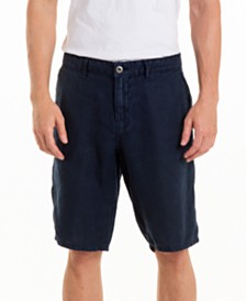 "Original Paperbacks Men's Palm Beach 11"" Linen Chino Short"