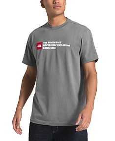 308518146 The North Face Mens T-Shirts - Macy's