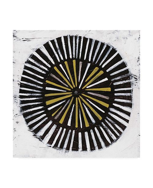 "Trademark Global June Erica Vess Algorithm II Canvas Art - 20"" x 25"""