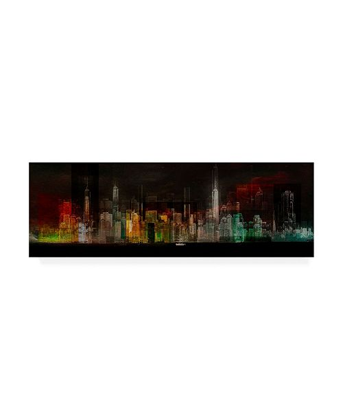 "Trademark Global Carmine Chiriaco Oasis Ready Player One Canvas Art - 20"" x 25"""