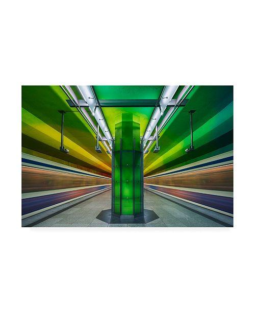 """Trademark Global Ivan Ferrero Canditz Canvas Art - 37"""" x 49"""""""