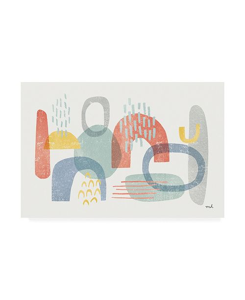 "Trademark Global Moira Hershey Milo I Canvas Art - 37"" x 49"""