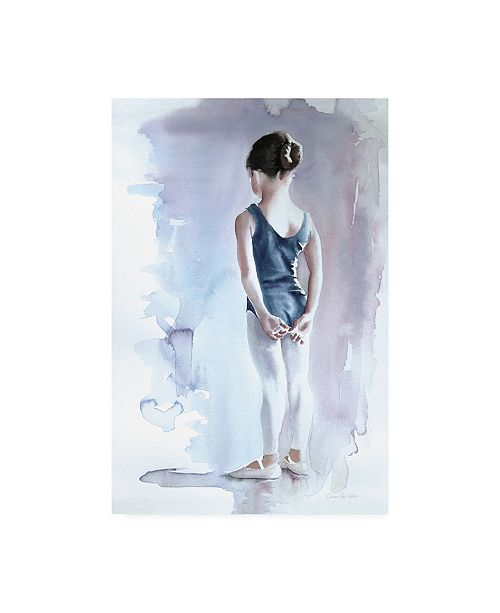 "Trademark Global Wild Apple Graphics First Day at Ballet Canvas Art - 15"" x 20"""