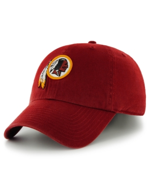 '47 Brand Nfl Hat, Washington Redskins Franchise Hat