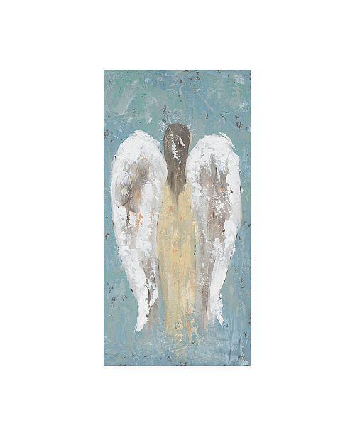 """Trademark Global Jade Reynolds Fairy Angel II Canvas Art - 15.5"""" x 21"""""""