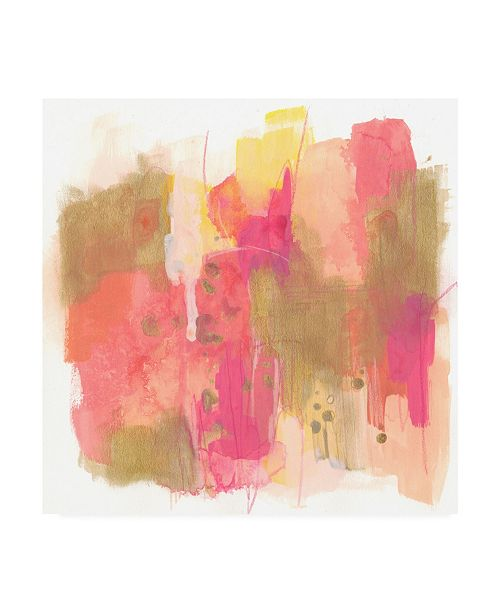 "Trademark Global June Erica Vess Coral Borealis I Canvas Art - 19.5"" x 26"""