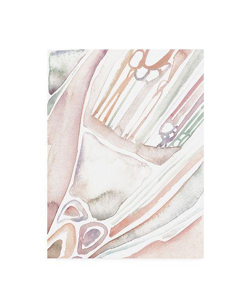 "Trademark Global Melissa Wang Life Form II Canvas Art - 27"" x 33.5"""