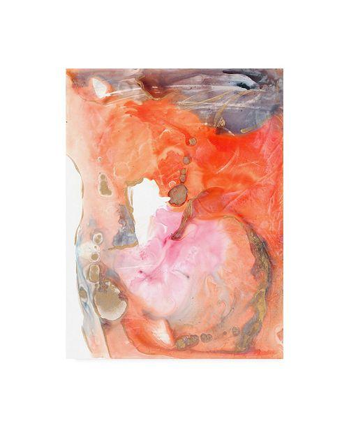 "Trademark Global Joyce Combs Lighting the Way II Canvas Art - 27"" x 33.5"""