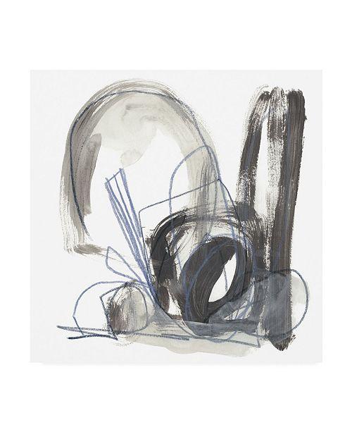 "Trademark Global June Erica Vess Insho VII Canvas Art - 15.5"" x 21"""