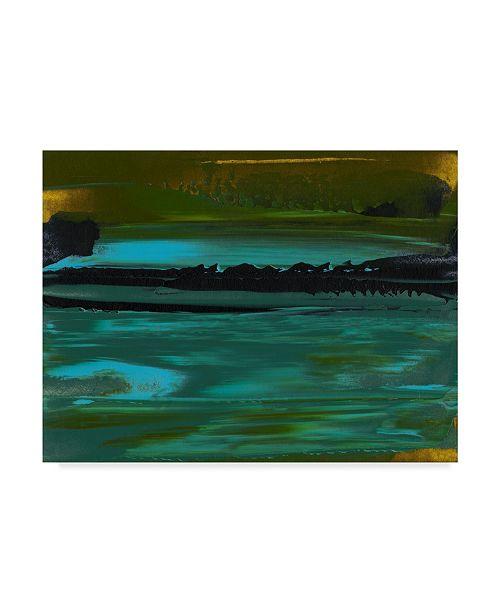 "Trademark Global Sharon Gordon Deconstructed View III Canvas Art - 20"" x 25"""