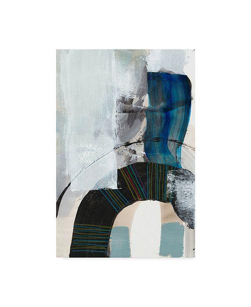 "Trademark Global Jodi Fuchs Kabuki I Canvas Art - 20"" x 25"""