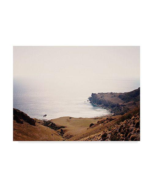 "Trademark Global Sylvia Coomes Crete Cove I Canvas Art - 20"" x 25"""