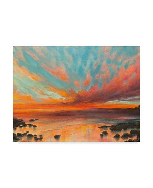 "Trademark Global Marabeth Quin The Eternity of Things Canvas Art - 37"" x 49"""