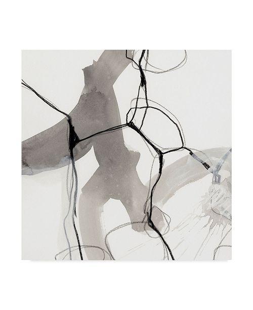 "Trademark Global June Erica Vess Modulate I Canvas Art - 27"" x 33"""