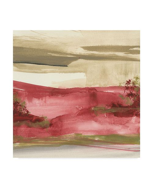 "Trademark Global Chris Paschke Red Rock II Canvas Art - 27"" x 33"""