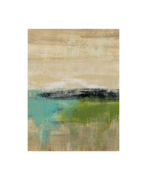 "Trademark Global Silvia Vassileva Spring Valley III Canvas Art - 20"" x 25"""